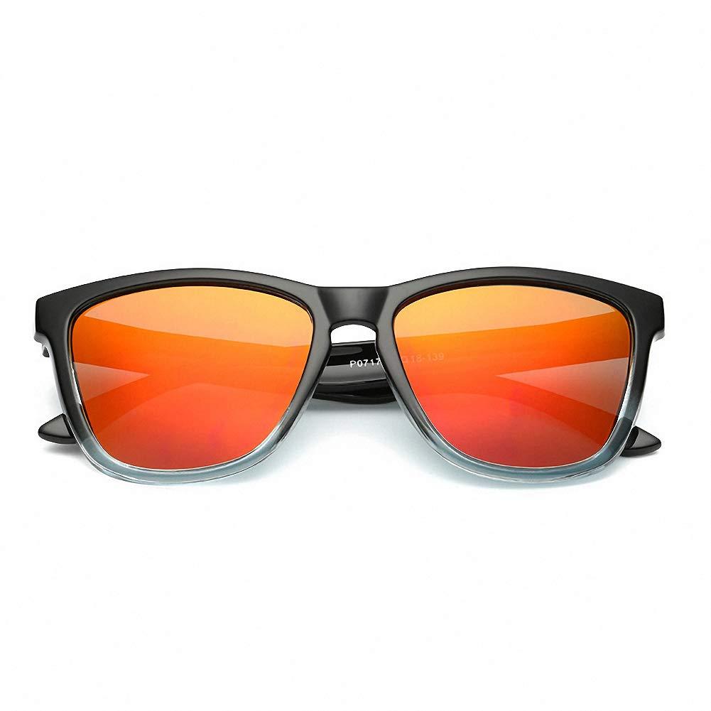 NWOUIIAY Gafas de Sol Casual Elegante Clásico para Hombres y Mujeres ... 303d759d1764
