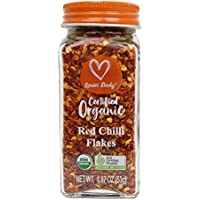 Lovin' Body Organic Red Chilli Flakes, 53 g