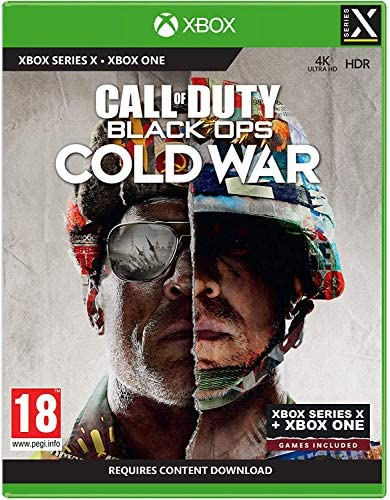 Call of Duty. Black Ops Cold War - Xbox Series X, Xbox One