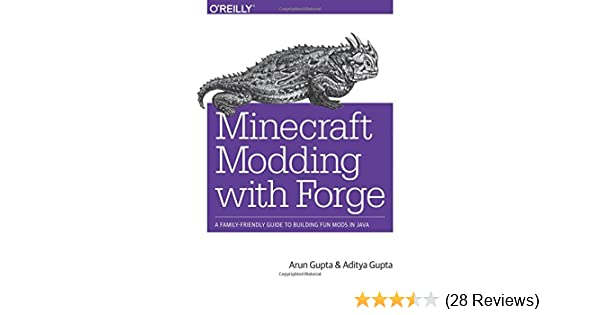 Minecraft Modding with Forge: A Family-Friendly Guide to