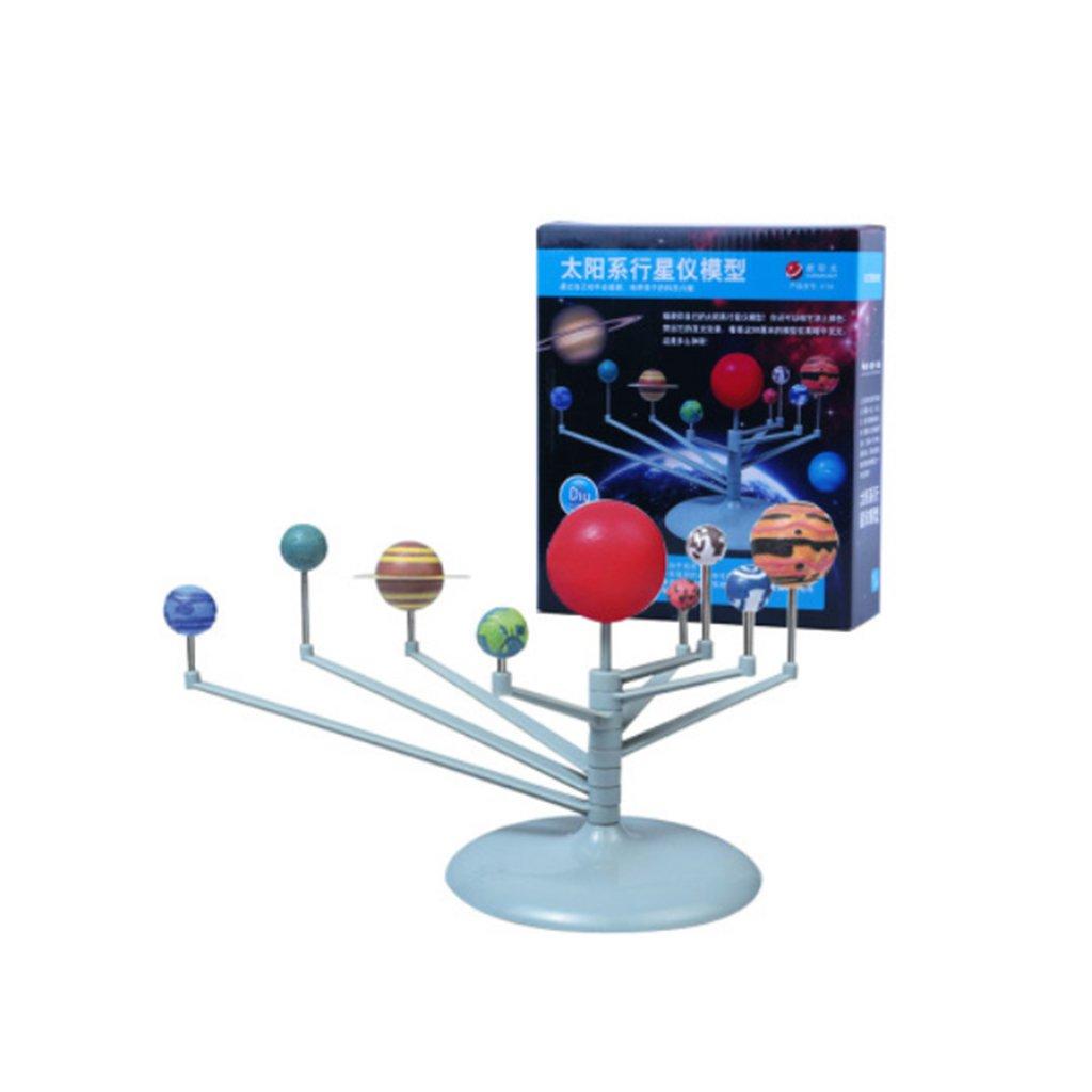 Generic Kids DIY Solar System Planets Model Toy Science Planetarium Preschool Educational Toy