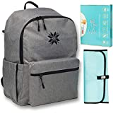 Extra Large Capacity Diaper Bag Backpack for Dad | Best Baby Bag