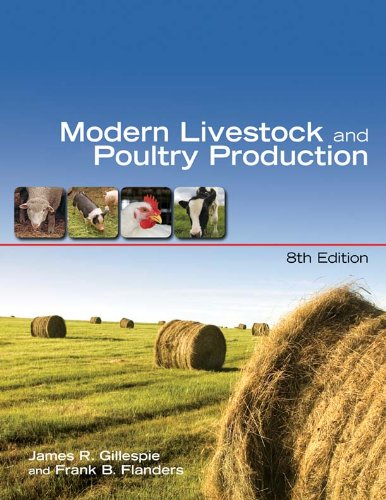 Download Modern Livestock & Poultry Production (Texas Science) Pdf