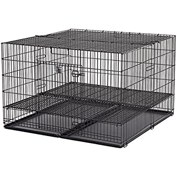 Amazon Com Midwest Puppy Playpen With 1 2 Inch Mesh