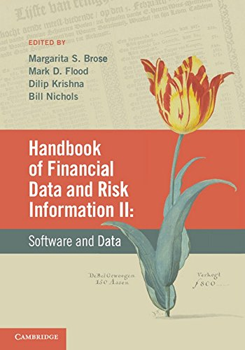 Handbook of Financial Data and Risk Information II: Volume 2: Software and Data