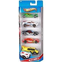 Hot Wheels 5 Car Gift Pack, Styles May Vary