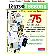 Texts and Lessons for Content-Area Reading: With More Than 75 Articles from The New York Times, Rolling Stone, The Washington Post, Car and Driver, Chicago Tribune, and Many Others