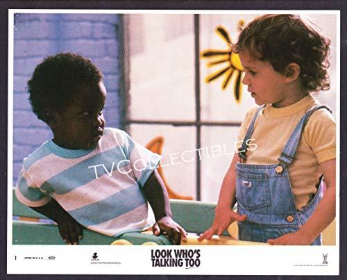 Lobby Card~ Look Who's Talking Too ~1990 ~Danny Pringle ~Lorne Sussman