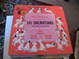 Walt Disney 101 Dalmatians Book and Record