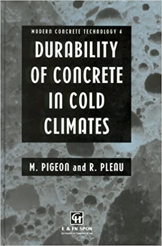 Durability Of Concrete In Cold Climates Modern Concrete Technology