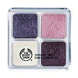 The Body Shop Bunch Of Violets Shimmer Cubes - Palette 23