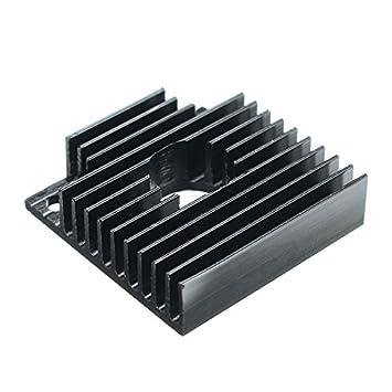 BouBou Disipador De Calor De Aluminio De 5 Piezas 40 * 40 * 11 Mm ...