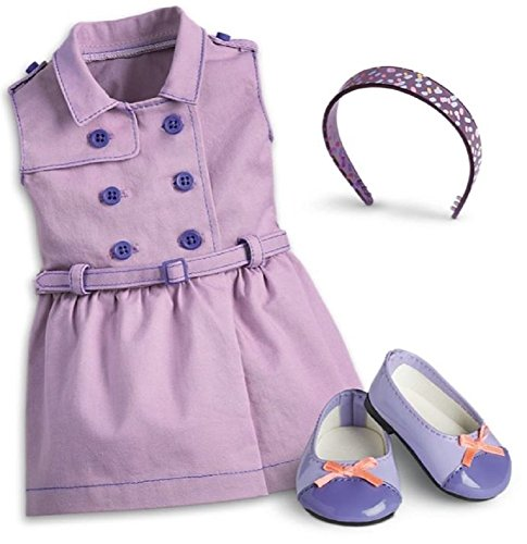 American Girl - Travel in Style Dress for Dolls - Truly Me 2017