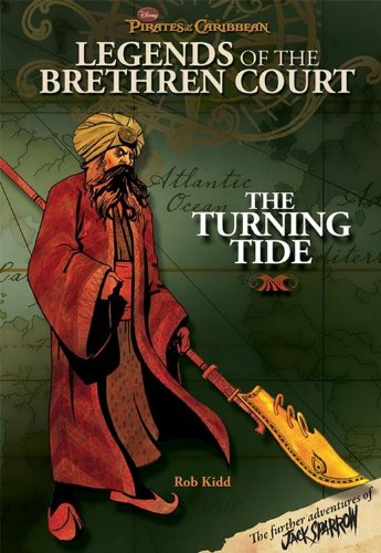 Pirates of the Caribbean - Legends of the Brethren Court #3: The Turning Tide