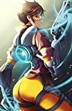 Overwatch - Tracer Character Poster