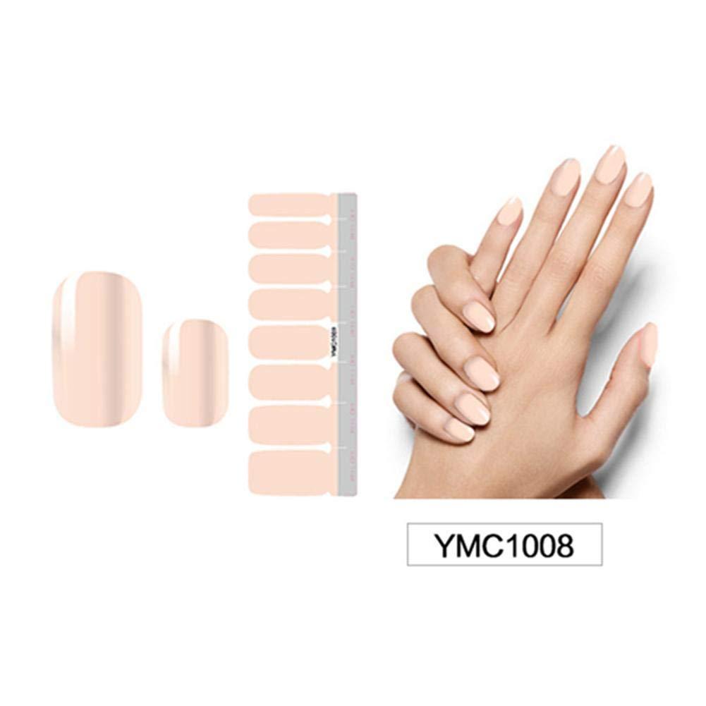Reputedc Nail art all'ingrosso smalto per unghie completo adesivo ambientale donne incinte disponibili tinta unita