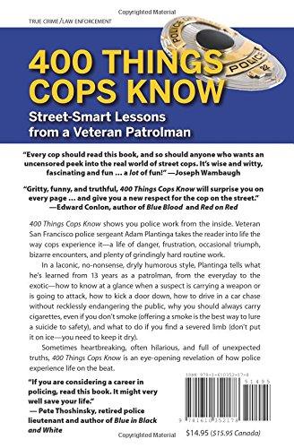 Buy law enforcement books