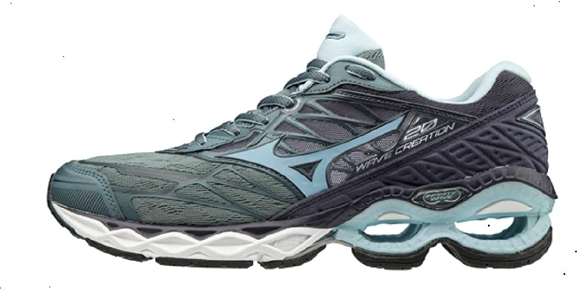 Mizuno Wave Creation 20 Womens Zapatillas para Correr - SS19-39: Amazon.es: Zapatos y complementos