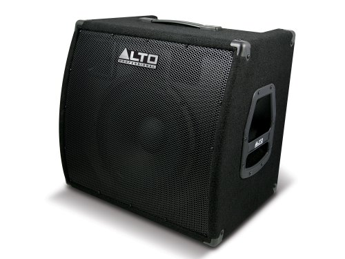 Alto Professional Kick 12 Professional 12-Inch Keyboard and Instrument Amplifier with Built-in Mixer and Alesis Effects by Alto Professional