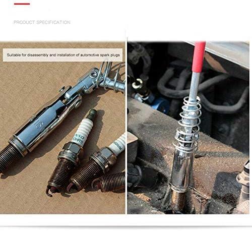 Chiave universale per candele di accensione SENRISE strumento di rimozione per fissaggio e demolizione del manicotto per candela di accensione manico a T