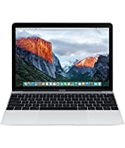 Apple MacBook MLHC2LL/A 12-Inch Laptop with Retina Display (1.2GHz Dual Core Intel m5, 8GB RAM, 512GB HD, OS X) Silver
