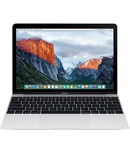 Apple MacBook MLHA2LL/A 12-Inch Laptop with Retina Display, Silver, 256 GB (Discontinued by Manufacturer)