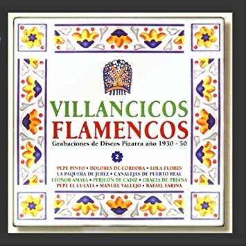 Various Artists - Villancicos Flamencos - Grabaciones de ...