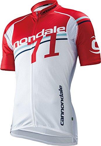 Cannondale Men's Team 71 Jersey, Red, Medium