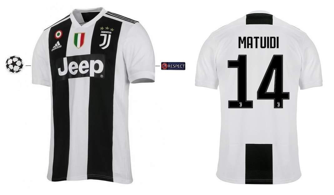 Juventus Turin Trikot Kinder 2018-2019 Home UCL - Matuidi 14