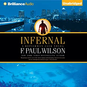 Infernal Audiobook