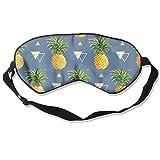 Newxing Pineapple Comfort Eye Mask Sleeping Eye Mask Cover