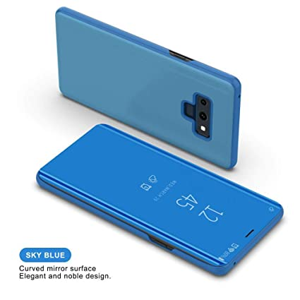 Amazon.com: Clear View Smart Phone Case for Samsung S10 Lite ...