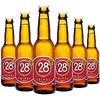 BIERE - CAULIER 28 TRIPLE 6 * 33CL