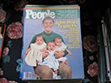 img - for People Weekly (JOHN-BOY'S TRIPLETS...RICHARD THOMAS , George Carlin & Cocaine, January 11 , 1982) book / textbook / text book