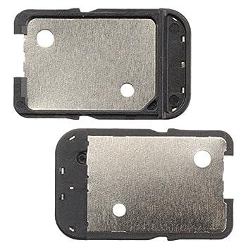 BisLinks® Reemplazo para Sony Xperia L1 G3311 Sim Card Tray Holder Slot Reemplazo Part G3312 G3313