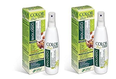 Natur Hierbas – Termo Protector Spray con extractos Bio CE 2 paquetes de 150 ml No
