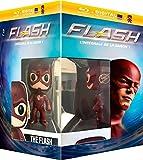 The Flash (Complete Season 1) - 4-Disc Box Set & Flash FUNKO Figurine ( The Flash - Season One (23 Episodes) ) (+ UV Copy) [ Blu-Ray, Reg.A/B/C Import - France ]