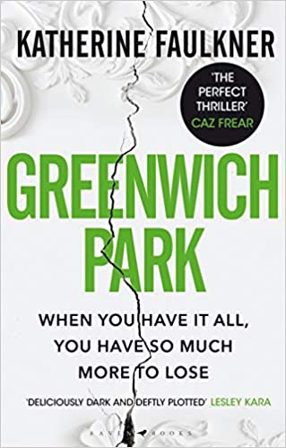 Greenwich Park novel by Katherine Faulkner