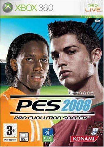 PES 2008 - Xbox 360 | Konami. Programmeur