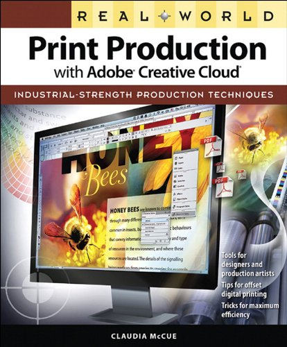 Download Real World Print Production with Adobe Creative Cloud Pdf