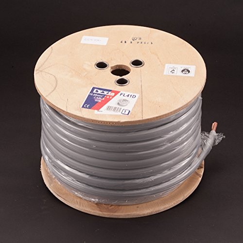 Dencon Twin & Erde 50mtr Base Cable 10G5 10mm