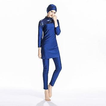 e2ca2091f2ac8 Mr Lin123 Muslim Swimwear for Women Girls Modest Hijab Swimsuit Islamic  Swimming Costume Burkini