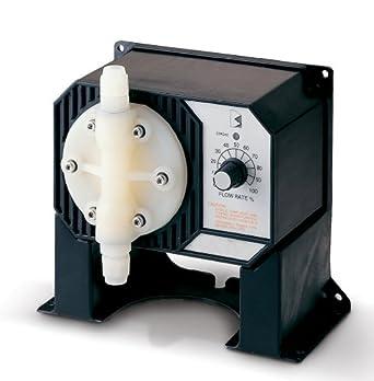 Hanna Instruments BL5-1 Blackstone Chemical Feed Dosing Pump, 5 LPH, 115V