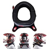 Black Motorcross/Off-Road/Dirt Bike Motorcycle Body Armor Adult Neck Protector - Race Collar