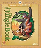 The Jungle Book (Diamond Edition) [Blu-ray + DVD + Digital Copy] (Bilingual)