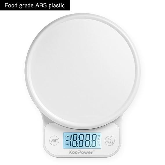 Báscula de cocina digital, digital - Báscula Digital de Cocina ...
