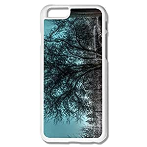 Customize Cartoon Silicone Winter IPhone 6 Case For Birthday Gift