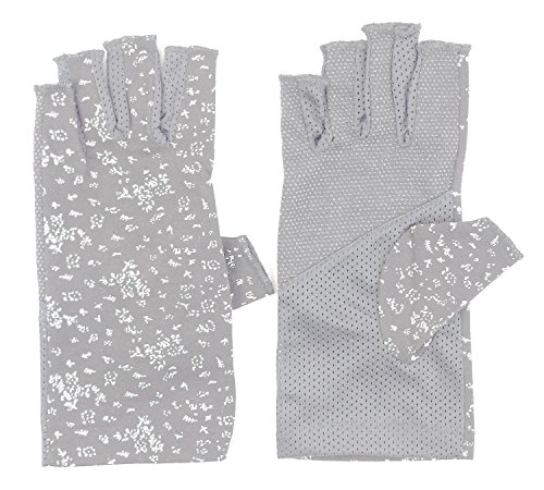 Womens Sunblock Fingerless Protection Driving product image