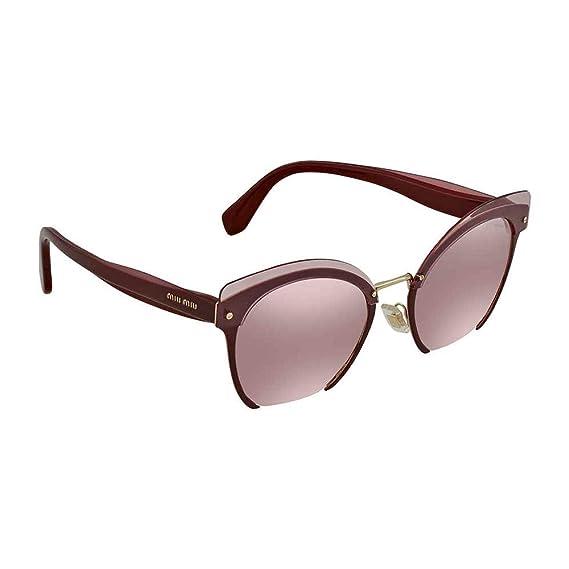 ddcfcbf5666c Miu Miu Women s 0MU53TS CCG7L1 53 Sunglasses