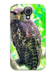 Chris Camp Bender's Shop Galaxy S4 Case Cover Spot-bellied Eagle Owl Case - Eco-friendly Packaging 3894204K42059491